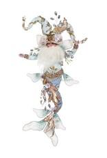 Mark Roberts Fairies Under The Sea Merman King Neptune Fairy -A Blue SM 13 Inch 51-97222-A