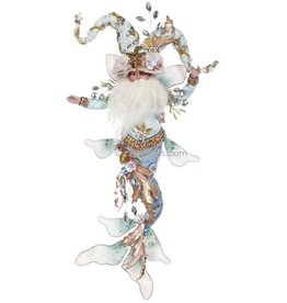 Mark Roberts Fairies Under The Sea Merman King Neptune Fairy -A Blue SM 13 Inch 51-97222-A