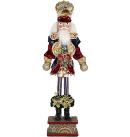 Mark Roberts Fairies Royal Nutcracker 24 inch Musical 51-97422