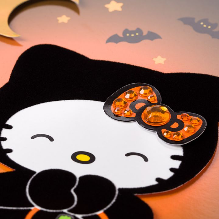PAPYRUS® Halloween Card Hello Kitty In Cat Suit