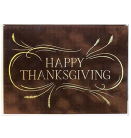 PAPYRUS® Thanksgiving Cards-Luxe Happy Thanksgiving
