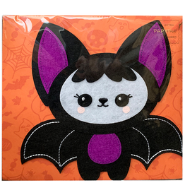 PAPYRUS® Halloween Cards Felt Bat FANG-TASTIC You