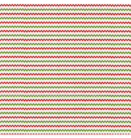 Caspari Christmas Gift Wrapping Paper 8ft Roll Rickrack Red And Green
