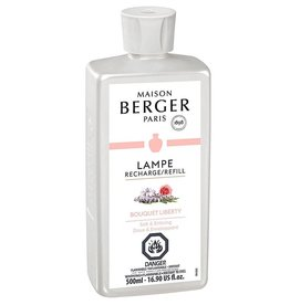 Lampe Berger Oil Liquid Fragrance 500ml Lavender Fields Maison Berger