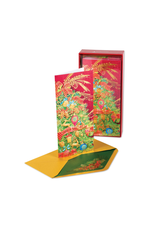 PAPYRUS® Boxed Christmas Cards Reindeer Christmas Tree 16pk