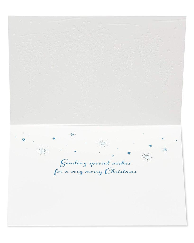 PAPYRUS® Boxed Christmas Cards 14 CT Magical Row Of Trees