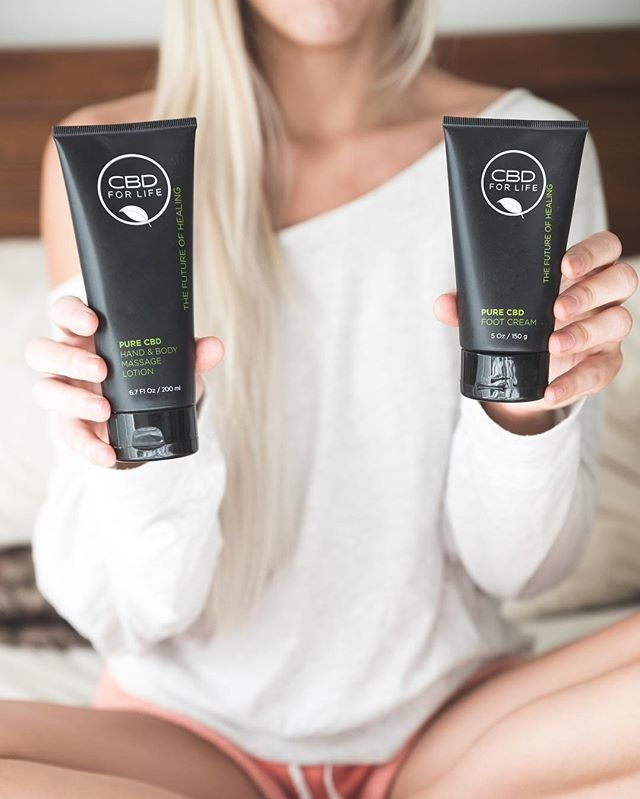 CBD Oils Lotion For Women Digs N Gifts