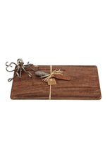 Mud Pie Octopus Board w Spreader Set