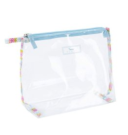 Scout Bags In The Clear Pouch See Through Water Resistant - Gosh Yarn It
