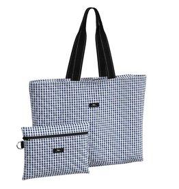 Scout Bags Plus 1 Foldable Travel Bag Brooklyn Checkham