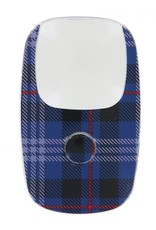 DM Merchandising Clarity OptiCard LED Pocket Illuminated Magnifier Plaid