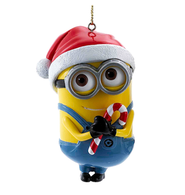 Kurt Adler Christmas Ornament Dispicable Me Minion DE1142-DAVE Kurt Adler