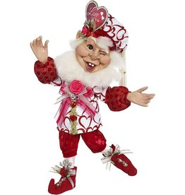Mark Roberts Fairies Valentines Day Elves 51-05102 Forever Elf MD 19.5 Inch