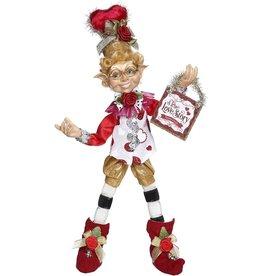Mark Roberts Fairies Valentines Day Elves Happy Valentine Elfin SM 15 Inch