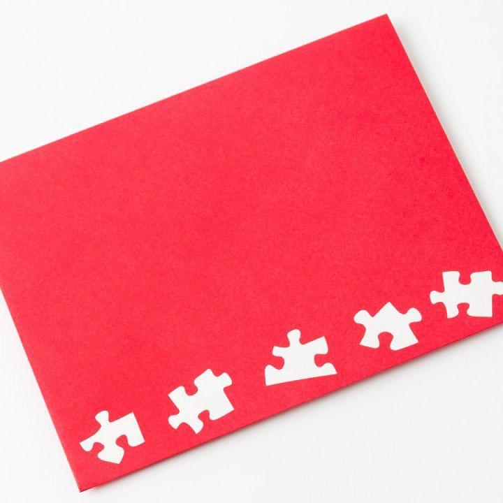 PAPYRUS® Valentine's Day Cards Heart Puzzle
