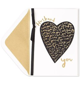 PAPYRUS® Valentine's Day Cards For Husband Love Filled Heart