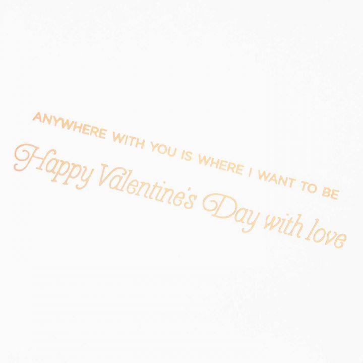 PAPYRUS® Valentine's Day Cards Romantic Getaway Adventure Continues
