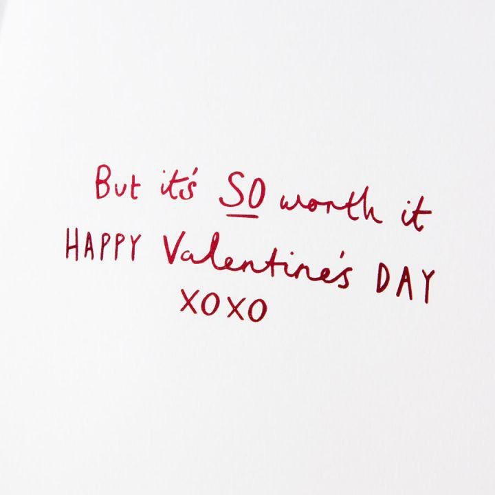 PAPYRUS® Valentine's Day Cards Not Always Easy But Worth It