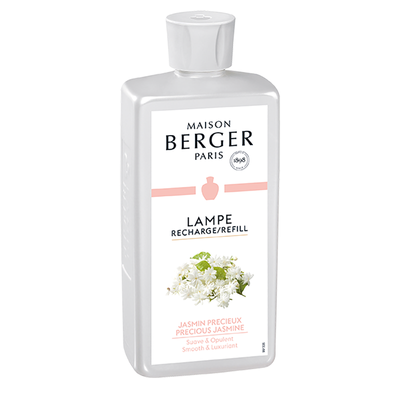 Lampe Berger Oil Liquid Fragrance 500ml Precious Jasmine