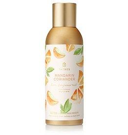 Thymes Mandarin Coriander Home Fragrance Room Mist 3 Oz
