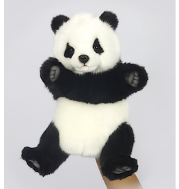 Hansa Toy Plush Hand Puppet Panda 7165
