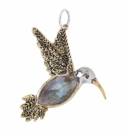 Waxing Poetic® Jewelry FLYH4MS-LAB Fly Lightly Pendant