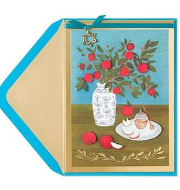 PAPYRUS® Jewish New Year Cards Happy Sweet Apples And Honey