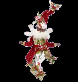 Mark Roberts Fairies Fairies Black American Candy Cane Fairy SM 10 Inch