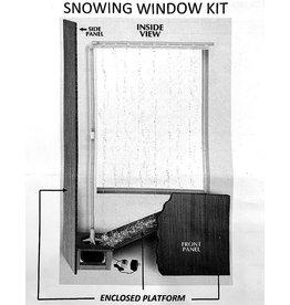 Mark Roberts Christmas Decorations Christmas Displays - Falling Snowing Window Kit