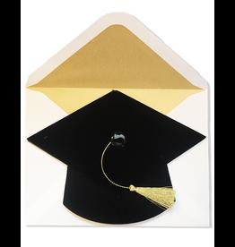 PAPYRUS® Graduation Card Die Cut Grad Cap w Tassel