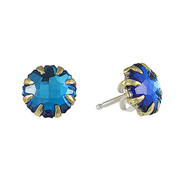 Waxing Poetic® Jewelry Sparkle and Light Earrings Bermuda Blue