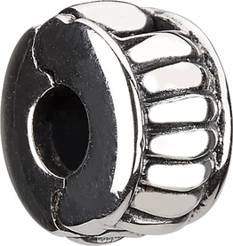 Chamilia Lock Sterling Silver MB-1 Lines