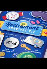 PAPYRUS® Retirement Card Retirement Survival Kit
