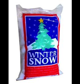 FloraCraft Winter Snow 4 Liter Bag Glistening Faux Powder Style