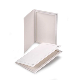Darice Photo Folders 2 pack for Storing or Displaying 4x6 Photographs