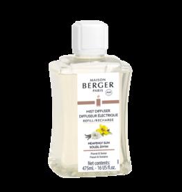 Maison Berger Mist Diffuser Fragrance 475ml Refill Heavenly Sun