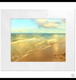 Maureen Terrien Photography Art Print Beach 11x14 - 16x20 Matted