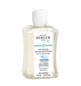 Maison Berger Mist Diffuser Fragrance 475ml Refill Ocean Breeze