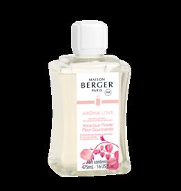 Maison Berger Mist Diffuser Fragrance 475ml Refill Aroma Love Voracious Flower