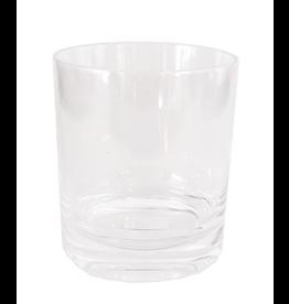 Caspari Acrylic Rocks Glass 14oz Shatter Resistant BPA Free
