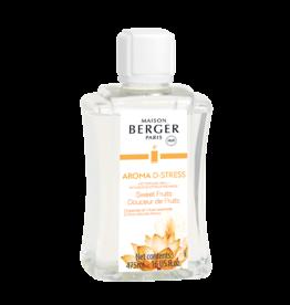 Maison Berger Mist Diffuser Fragrance 475ml Refill Aroma D-Stress Sweet Fruits