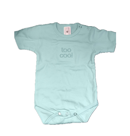 Paint Rags Embroidered Baby Onesie - Too Cool 3-6 Months