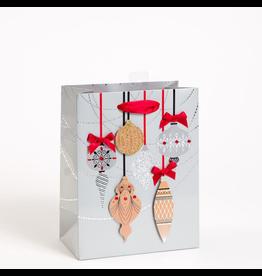 Papyrus Christmas Gift Bag Medium 7x9x4 Holiday Treasures