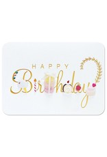 PAPYRUS® Birthday Cards Happy Birthday Sweet Treats