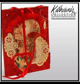 Katherine's Collection Valentine's Card Vintage Folio Jacket Style A