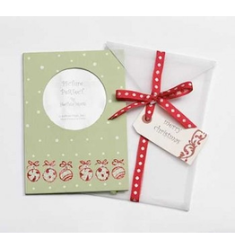Christmas Card Photo Frame Merry Christmas by Picture Perfect