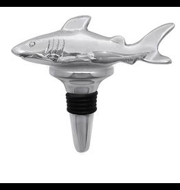 Mariposa Bottle Stopper 2053 Shark Bottle Stopper
