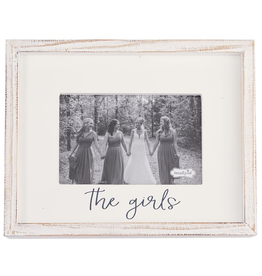 Mud Pie The Girls Photo Frame For 4x6 Photo