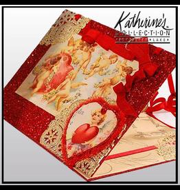 Katherine's Collection Valentine's Card Vintage Folio Jacket Style B