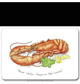 Jason Maine Lobster Hardboard Placemats 17x11.5